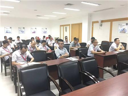 升华大讲堂——2017年9月月度培训会圆满举行!!